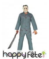Costume de Jason pour adulte