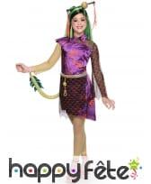 Costume de Jinafire pour enfant, Monster High