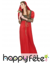Costume de Juliette rouge, image 1