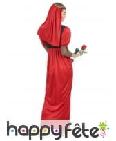 Costume de Juliette rouge, image 3