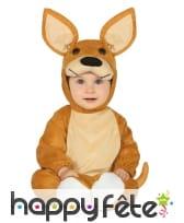 Combinaison de kangourou pour bébé