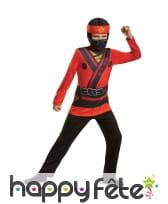 Costume de Kai Ninjago LEGO pour enfant