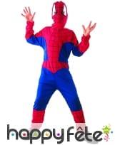 Combinaison de l'homme araignée pour garçon, image 3