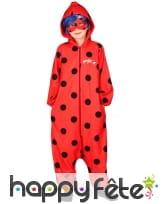 Combinaison de Ladybug pour fille
