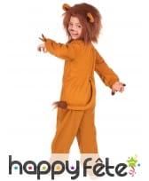 Combinaison de lion roi de la jungle pour enfant, image 2