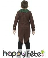 Costume de l'homme citrouille pour enfant, image 1