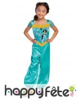 Costume de la Princesse Jasmine pour enfant