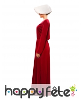 Costume de la servante écarlate pour femme, image 1