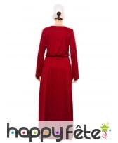 Costume de la servante écarlate pour femme, image 2