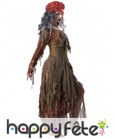Costume de la sorcière du lac pour adulte, image 1