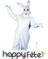 Costume de lapin complet