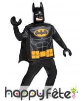 Costume de Lego Batman de luxe pour adulte