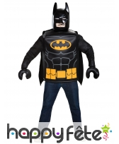 Costume de Lego Batman pour adulte