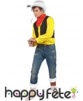 Costume de Lucky Luke pour homme, image 1