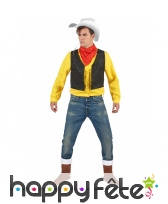 Costume de Lucky Luke pour homme