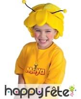 Coiffe de Maya l'abeille pour enfant
