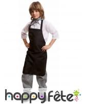 Costume de marchand de marron pour garçon