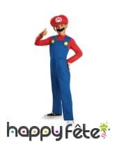 Costume de Mario Bross pour enfant