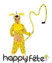 Costume de marsupilami pour adulte, image 2