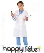 Costume de médecin pour enfant, image 1