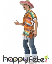 Costume de mexicain tequila shooter, image 2