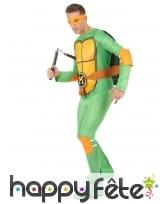 Costume de Michelangelo pour adulte, image 1