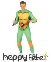 Costume de Michelangelo pour adulte, image 3