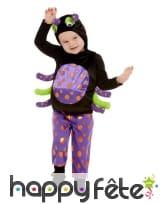 Costume de mignonne petite araignée pour enfant