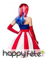 Costume de miss america pour femme, image 1