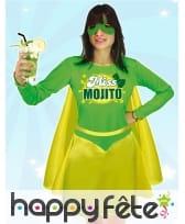 Costume de Miss Mojito, image 1