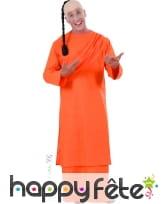 Costume de moine Tibétain