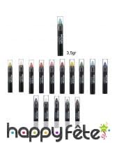 Crayon de maquillage de 3,5gr