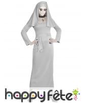 Costume de nonne fantôme pour femme, image 1