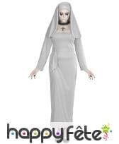 Costume de nonne fantôme pour femme, image 2