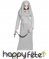 Costume de nonne fantôme pour femme