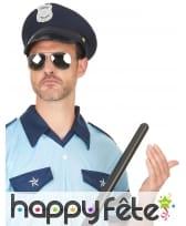Casquette de policier bleue foncée, image 2
