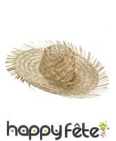 Chapeau de paille Hawaïen, image 1