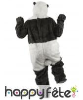 Combinaison de panda pour adulte, image 2