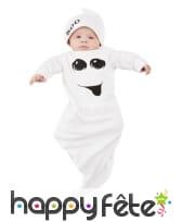 Combinaison de petit fantôme pour bébé