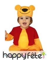 Combinaison de petit ourson pour bébé