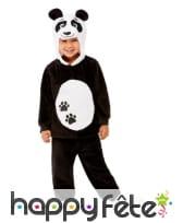 Combinaison de petit panda pour enfant, image 1