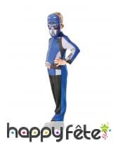 Combinaison de Power Rangers bleu pour enfant, image 1