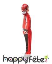 Combinaison de Power Rangers rouge pour enfant, image 1