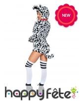 Combishort dalmatien pour femme, sexy, image 1