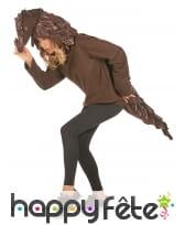 Costume de pangolin pour adulte, image 3