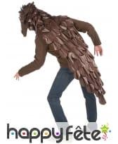 Costume de pangolin pour adulte, image 4