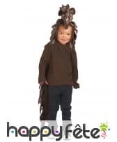 Costume de pangolin pour enfant, image 1