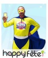 Costume de Pastis Man, image 1