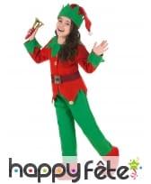 Costume de petit Elfe de Noël pour enfant, image 1