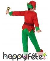 Costume de petit Elfe de Noël pour enfant, image 3